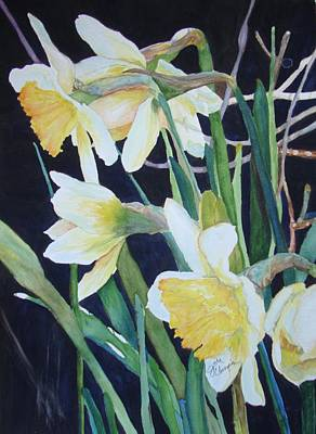 Spring Has Sprung Original by Gale Champion