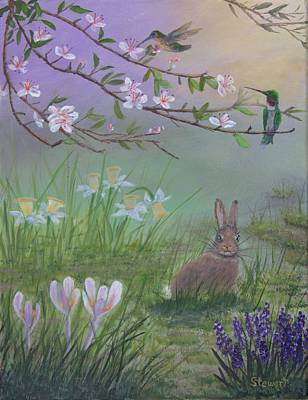 Spring Has Sprung Art Print