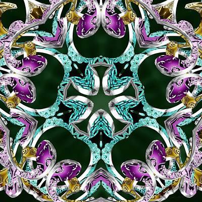 Digital Art - Spring Horizon by Derek Gedney