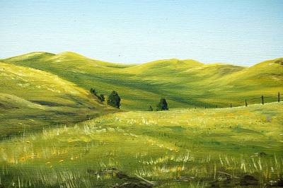 Painting - Spring In California by AnnaJo Vahle