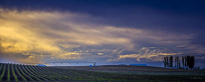 Photograph - 140427a-037 Spring In Eastern Oregon by Albert Seger