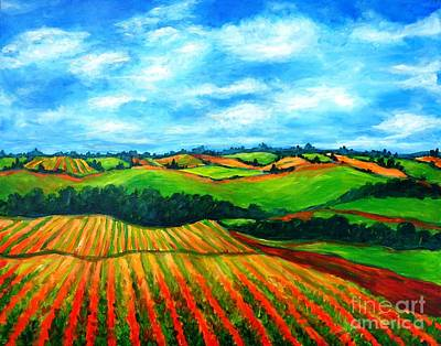 Painting - Spring In Prince Edward Island by Cristina Stefan