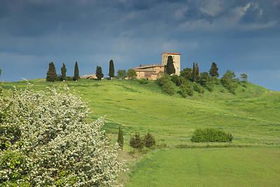 Spring In The Tuscany Art Print by Jaroslav Frank