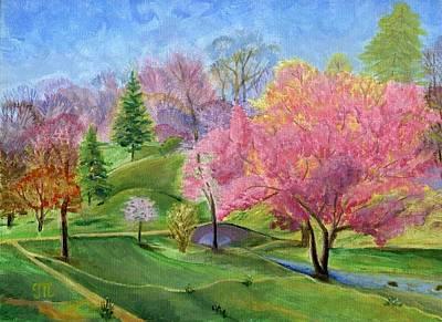 Spring In Washington Dc Original