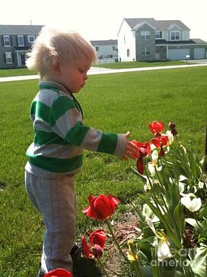Spring Innocence Art Print