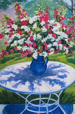 Spring Is Here Art Print by Betty McGlamery