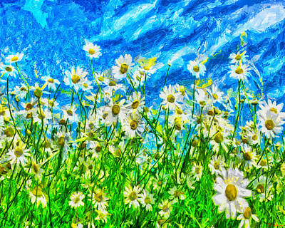 Digital Art - Spring Is Here by Joe Misrasi