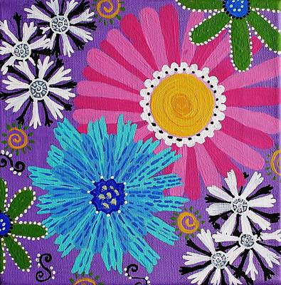 Painting - Spring Joy 2 by Kelly Nicodemus-Miller