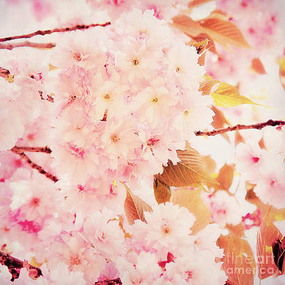 Spring Love Art Print by Angela Doelling AD DESIGN Photo and PhotoArt