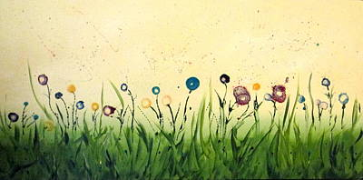 Painting - Spring Medley by Mary Kay Holladay
