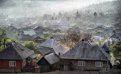 Mist Photograph - Spring Morning by Andrei Nicolas -