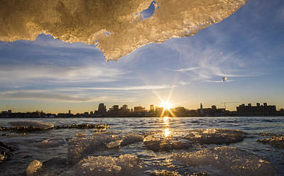 Lachine Photograph - Spring Over The City by Mircea Costina Photography