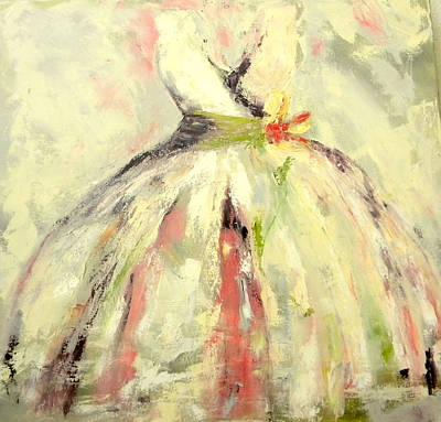 Spring Part Art Print by Lisa Moore