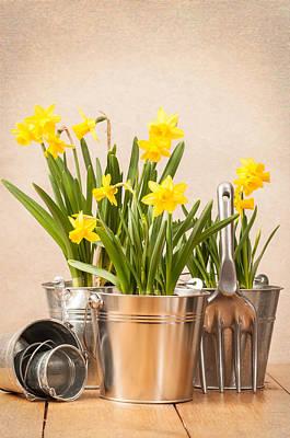Spring Planting Print by Amanda Elwell