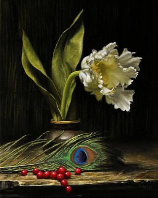 Spring Renewal Original by Brianne Kirbyson