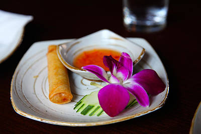 Photograph - Spring Roll by Brad Brizek