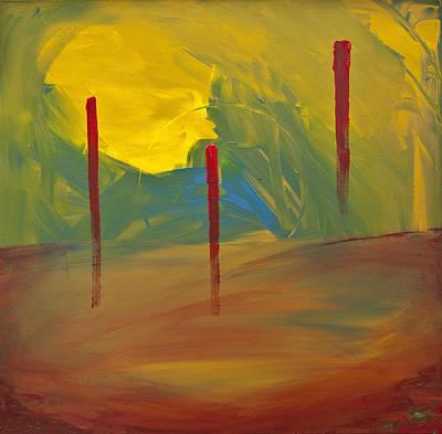 Spring Souls Original by Lilian Istrati