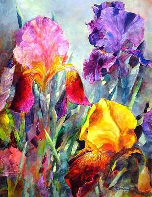 Spring Spectrum Art Print
