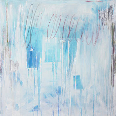 Painting - Spring Thaw  C2011 by Paul Ashby