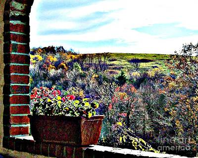 Digital Art - Spring Time Beauty by Angelia Hodges Clay