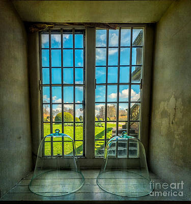 Display Digital Art - Spring View by Adrian Evans
