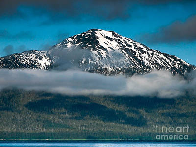 Photograph - Spring View Of The Mountain by Robert Bales