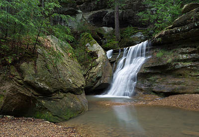 Photograph - Spring Waterfalls by Dale Kincaid