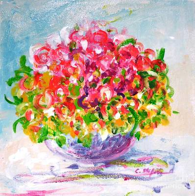 Painting - Spring Wishes by Cristina Stefan