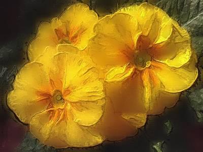 Springflower 5 Art Print