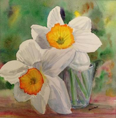 Springtime Original by Ferol Smith