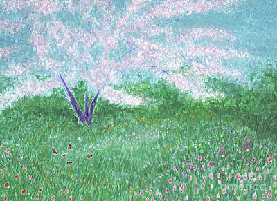 Painting - Springtime Impression By Jrr by First Star Art
