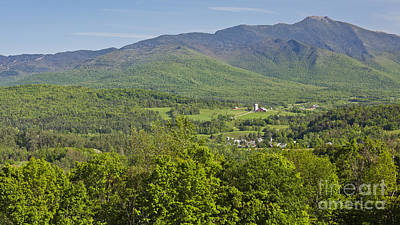 Photograph - Springtime In Vermont by Alan L Graham