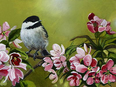 Painting - Springtime  by Margit Sampogna
