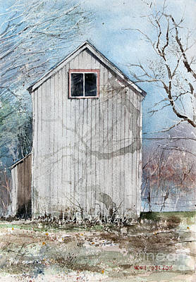 Painting - Springtime by Monte Toon