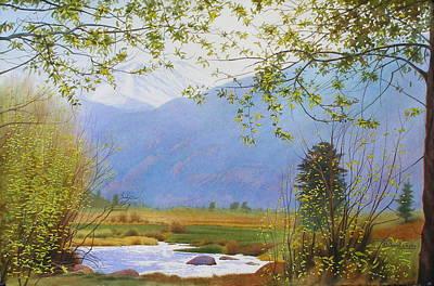 Springtime Moraine Park Original