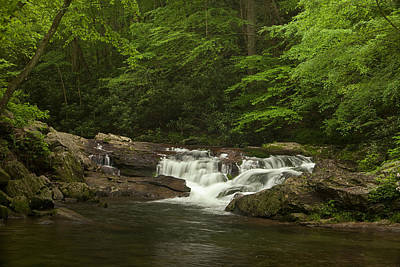 Rivers Photograph - Springtime Rapids by Andrew Soundarajan