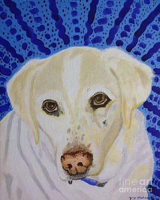 Spunky Art Print by Vicki Maheu