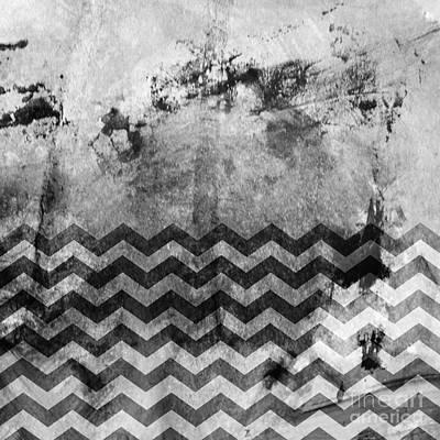 Photograph - Square Series - Black White 1 by Andrea Anderegg