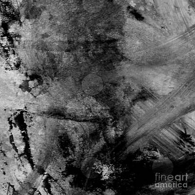 Photograph - Square Series - Black White 2 by Andrea Anderegg