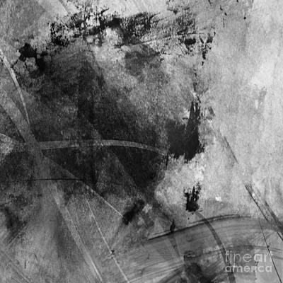 Photograph - Square Series - Black White 3 by Andrea Anderegg
