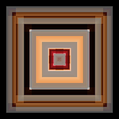 Photograph - Squares Into Art by Joe  Connors