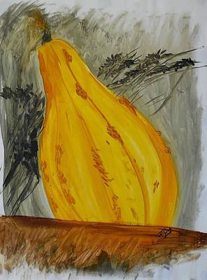 Painting - Squash by Raymond Perez