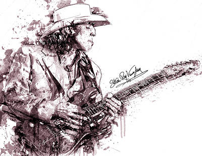 Srv Digital Art - S.r.v. by Gary Bodnar
