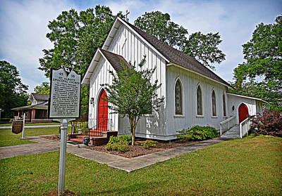 Photograph - St. Alban's Episcopal Church by Linda Brown