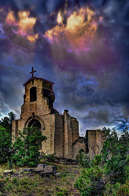 Photograph - St Aloysius Church by Ken Smith