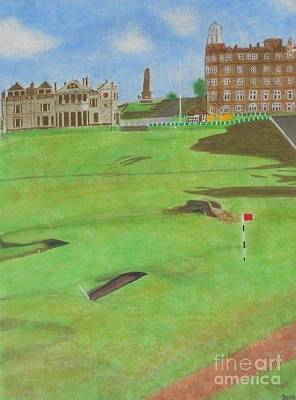 Painting - St. Andrews by Denise Railey