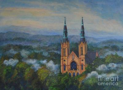 Painting - St. Andrew's by Jana Baker