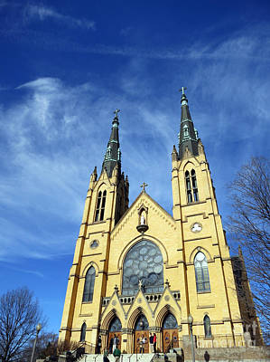 Photograph - St. Andrew's Roanoke Virginia by Patricia Januszkiewicz