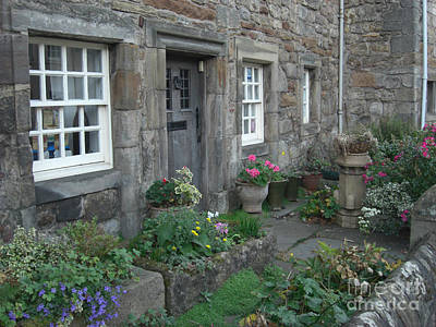 Photograph - St. Andrews Trust Museum by Deborah Smolinske