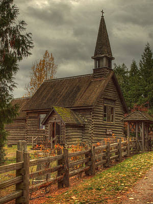 Photograph - St Anne's by Randy Hall